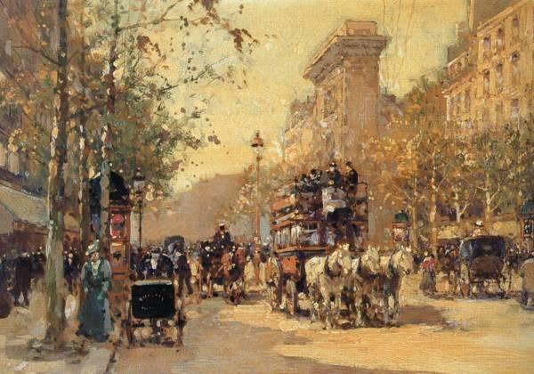 The Porte Saint Martin2